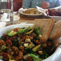 Photo taken at WaterCourse Foods by Melissa F. on 8/10/2012