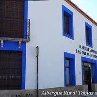 Photo taken at Albergue Rural Tablas De Daimiel by Chuspozuelo on 6/22/2012