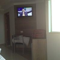 Photo taken at Shelton Palace Hotel by THIAGO F. on 7/27/2012