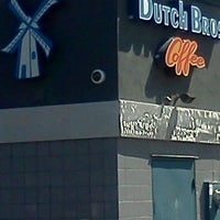 Photo taken at Dutch Bros. Coffee by Jamie B. on 4/5/2012