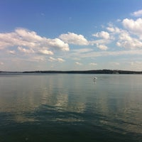 Photo taken at Warners Bay by Michael A. on 8/22/2012