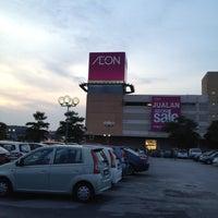 Photo taken at AEON Cheras Selatan Shopping Centre by Anis Salwati H. on 5/20/2012