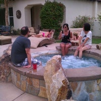 Photo taken at The Villa at PGA West by Andy S. on 4/13/2012