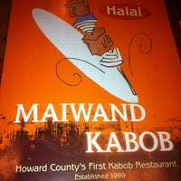 Photo taken at Maiwand Kabob by Tracy G. on 6/22/2012