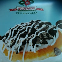 Photo taken at Krispy Kreme by Markcore G. on 6/5/2012