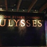 Photo taken at Ulysses Folk House by Patrick D. on 3/4/2012