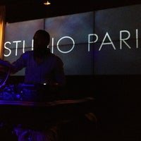 Photo taken at Studio Paris Nightclub by Vincent A. on 7/6/2012