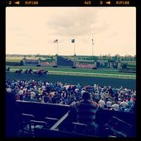 Photo taken at Keeneland by Amia K. on 4/20/2012