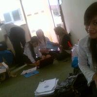 Photo taken at Universitas Satyagama by Eka D. on 7/5/2012