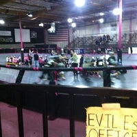 Photo taken at Doll Factory (L.A. Derby Dolls) by Dumptruck on 3/2/2012