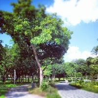 Photo taken at Bishan - Ang Mo Kio Park by Chang Lek Kek G. on 6/13/2012