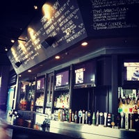 Photo taken at Library Square Public House by Alonso L. on 8/29/2012