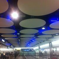 Photo taken at Terminal 4 by Martina C. on 9/3/2012