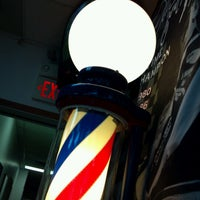 Photo taken at Esquire M.E.N.S. Barber Shop by Sean M. on 9/1/2012