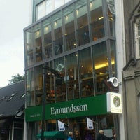 Photo taken at Eymundsson by Pétur R G. on 8/21/2012