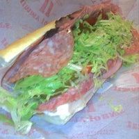 Photo taken at Jimmy John's by Joe E. on 4/10/2012