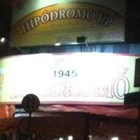 Photo taken at Bar e Restaurante Hipódromo by Gustavo N. on 7/22/2012