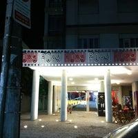 Photo taken at Cine Roxy by André A. on 5/26/2012