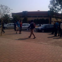Photo taken at Central University Of Technology, Free State by Darren C. on 8/20/2012
