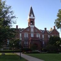 Photo taken at Drake University by Norah C. on 5/15/2012