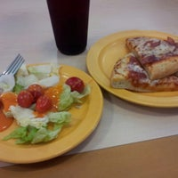 Photo taken at Cicis by Luis G. on 7/9/2012