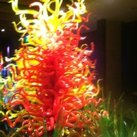 Photo taken at Chihuly Collection by Jeff B. on 3/22/2012