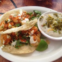 Photo taken at Cabo Fish Taco by Nocatcho on 5/11/2012