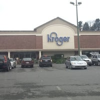 Photo taken at Kroger by Lesley B. on 3/25/2012