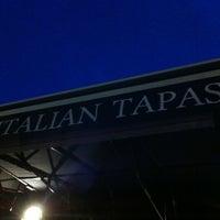 """Photo taken at ZAZA Italian Gastrobar & Pizzeria by Mario """"B"""" G. on 5/27/2012"""