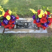 Photo taken at Clovis Cemetary by Shalon R. on 5/14/2012