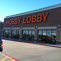 Photo taken at Hobby Lobby by Kevin T. on 3/5/2012