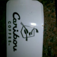Photo taken at Caribou Coffee by Colin A. on 6/17/2012