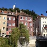 Photo taken at Roža by Manolis D. on 8/12/2012