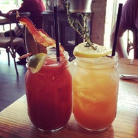 Photo taken at Yardbird Southern Table & Bar by Leigh B. on 7/21/2012