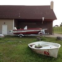 Photo taken at Marist Boathouse by Glenda B. on 7/7/2012