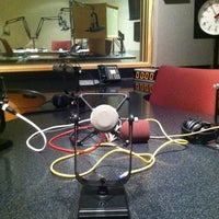 Photo taken at KUOW Public Radio by Lore S. on 4/26/2012
