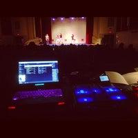 Photo taken at Clark University - Atwood Hall by Dawson I. on 4/28/2012