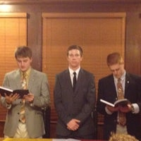Photo taken at Kappa Alpha Order by Joseph B. on 4/30/2012