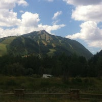 Photo taken at Aspen Meadows Resort by Doug D. on 6/26/2012
