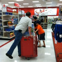 Photo taken at Target by Laura-Peter C. on 7/2/2012