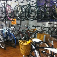 Photo taken at Zen Bikes by Erin G. on 8/11/2012