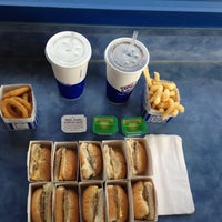 Photo taken at White Castle by Tom S. on 8/17/2012