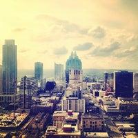 Photo taken at Hilton Austin by Sean M. on 3/13/2012