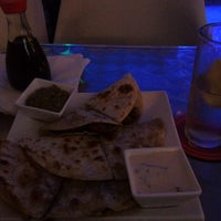 Photo taken at Fuzzion restobar by Feli C. on 8/19/2012
