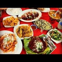 Photo taken at Senibong Village Seafood by Hidayah M. on 5/13/2012