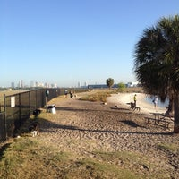 Photo taken at Davis Island Dog Park by Jon L. on 3/16/2012