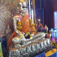 Photo taken at Wat Krok Krak by Lollynong on 4/13/2012