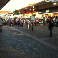 Photo taken at Outlet Center by Ugur A. on 6/16/2012
