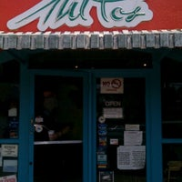 Photo taken at Milto's by Dyezz S. on 7/9/2012
