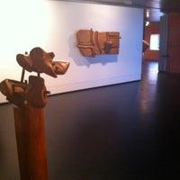 Photo taken at Museo Oteiza by Lobo I. on 6/19/2012